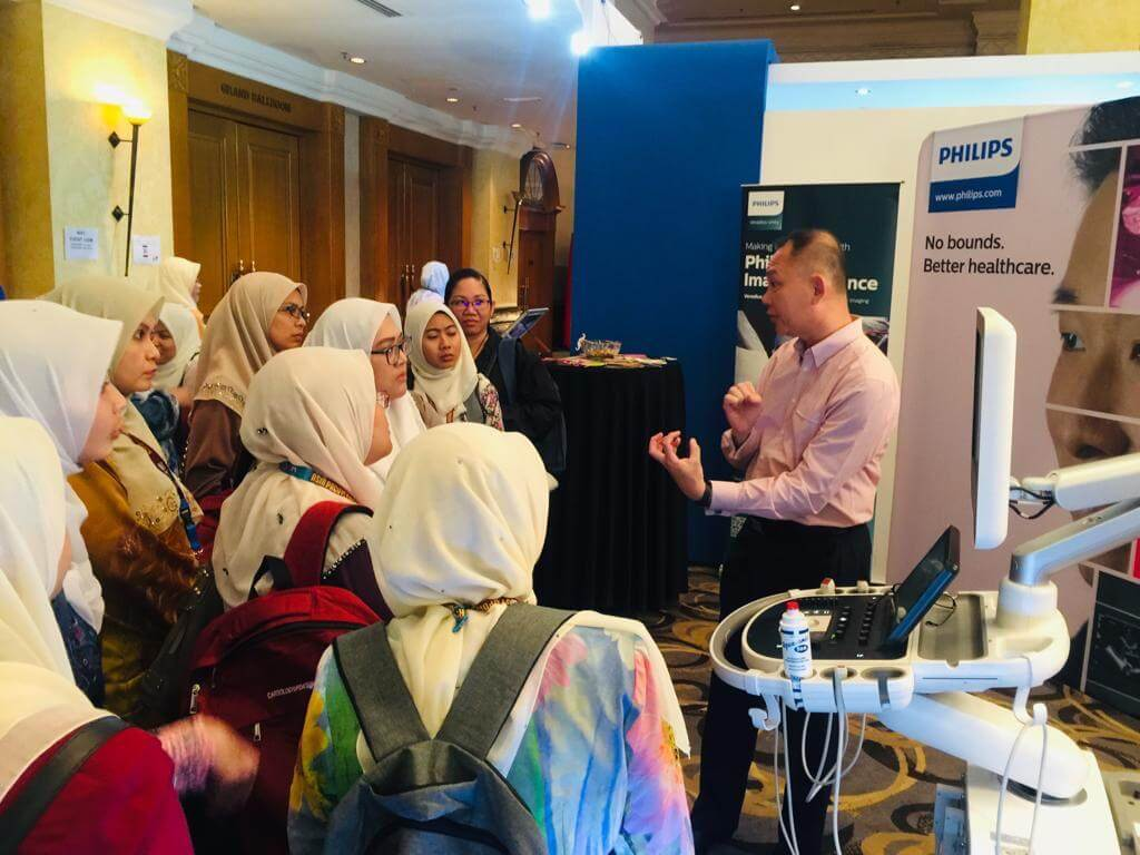CVS Medical Malaysia Philips 12th Asia Pacific Cardiology Updates USM2019