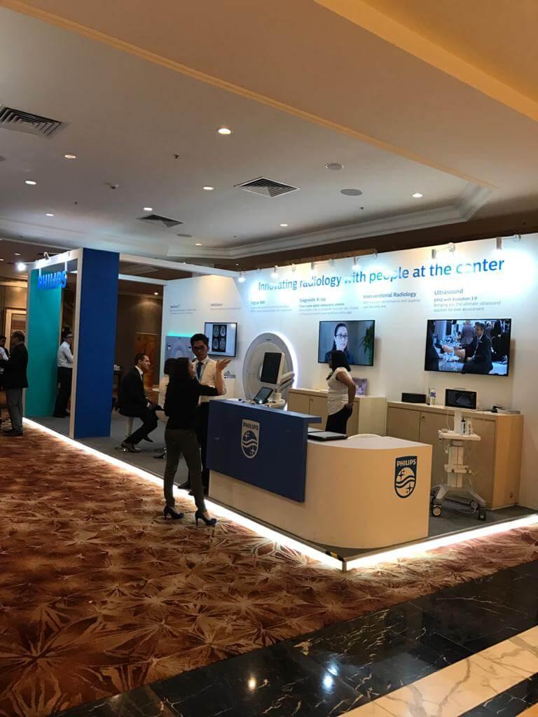 CVS Medical Philips Radiology 18th Congress of ASEAN Association Radiology, AAR 2017