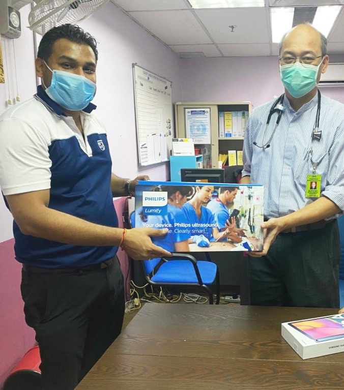 CVS Medical Malaysia Philips Lumify