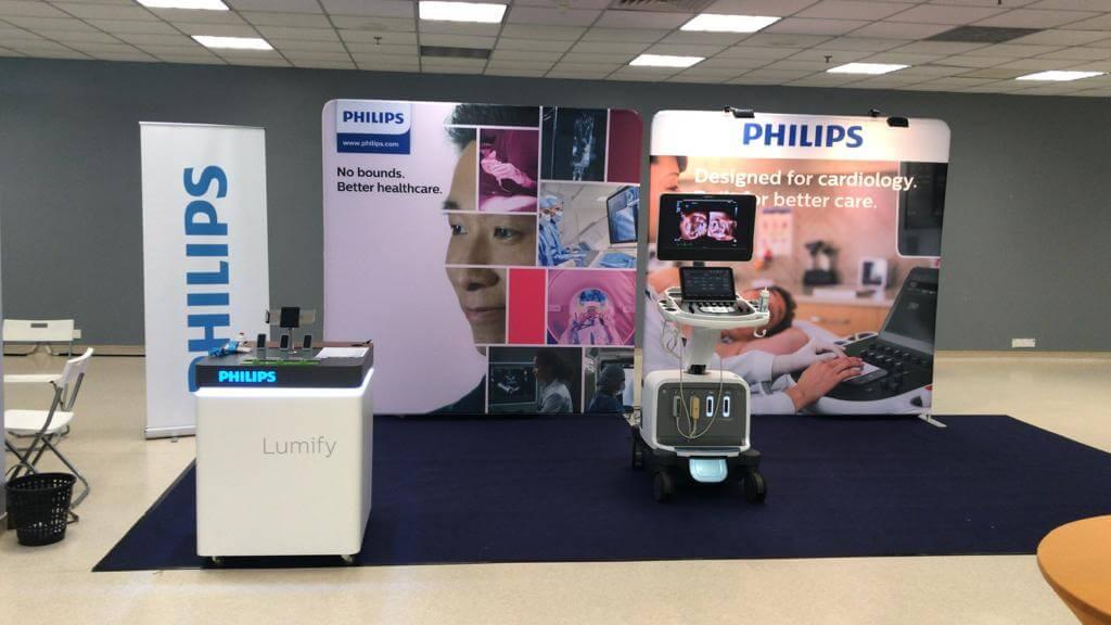 CVS Medical Malaysia Philips Echo Malaysia 2019