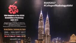 18th Congress of ASEAN Association Radiology, AAR 2017
